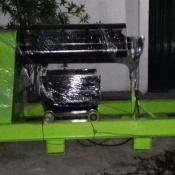 mesin baja ringan